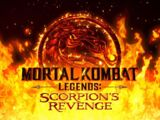 Mortal Kombat Legends: Scorpion's Revenge/Gallery