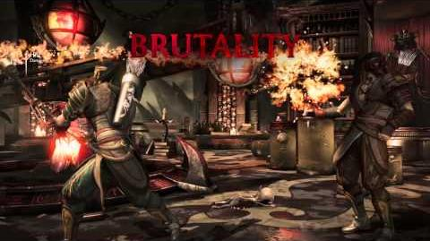 Kung Jin Brutality 3 - Where'd You Go-0