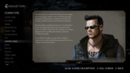 MKX Johnny Cage Concept Art 1