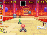 GBA Bowser Castle 1