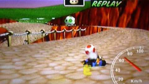 "Mario Kart 64 WR 1'42""90 Yoshi Valley"