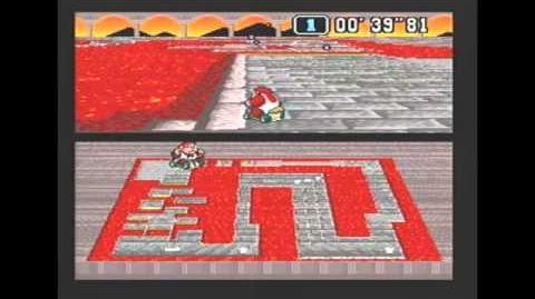 "Super Mario Kart WR 1'29""25 Bowser Castle 3"