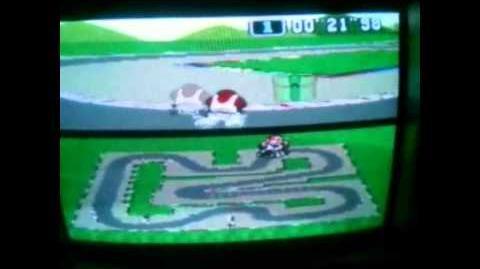 """Super Mario Kart WR 1'26""""98 Mario Circuit 3"""
