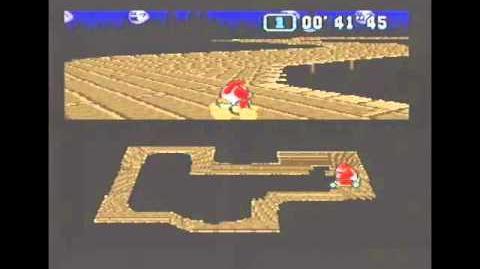 """Super Mario Kart WR 1'00""""49 Ghost Valley 2"""