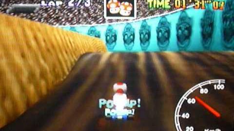 "Mario Kart 64 WR 4'21""70 Wario Stadium"