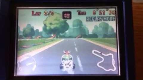 """MK Super Circuit WR 0'52""""15 Mario Circuit"""