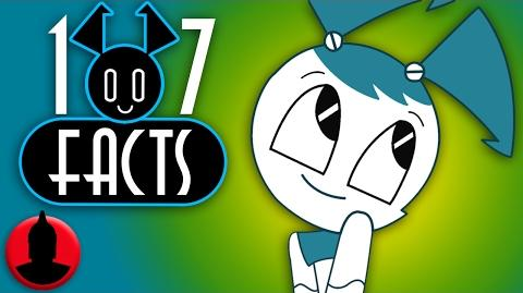 107 My Life as a Teenage Robot Facts YOU Should Know! (Tooned Up 237) ChannelFrederator