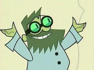 Dr Mogg