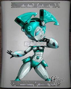 Anime XJ BOX 360 by 14 bis