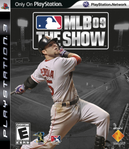 Mlb09theshow