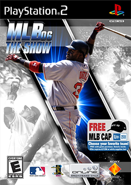 File:MLB 06 - The Show Coverart.png