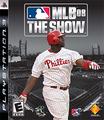 MLB 08 - The Show Coverart