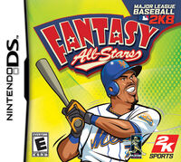 MLB 2K8 Fantasy All-Stars