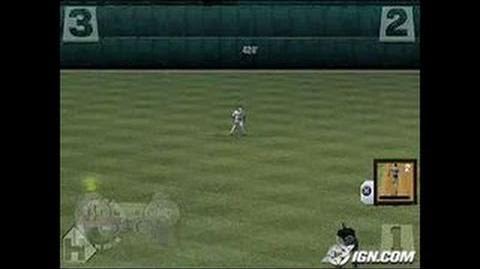 Major League Baseball 2K5 PlayStation 2 Gameplay -