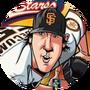 MLB 2K9 Fantasy All-Stars Button