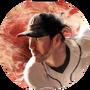 MLB 2K12 Button