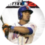 MLB 2K8 Button