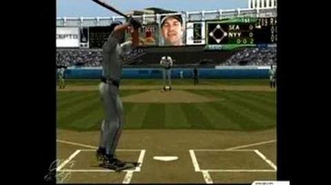 World Series Baseball 2K2 Dreamcast Gameplay 2001 08 03 4