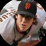 MLB 2K9 Button