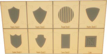 Shields types