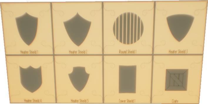 Shields My Little Blacksmith Shop Wiki Fandom Powered