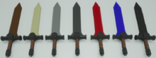 7 Short Swords
