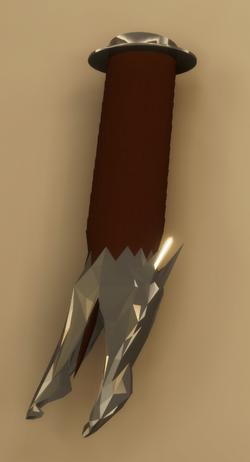 Rare Dragon Head Grip