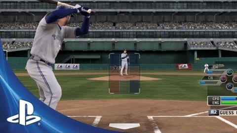 MLB 13 The Show Dev Blog Hitting