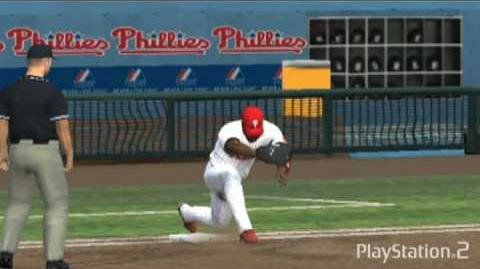 MLB® 10 The Show™ PS2 Trailer