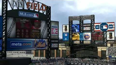 MLB® 09 The Show Mets Stadium