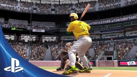 MLB 13 The Show First Look at Diamond Dynasty
