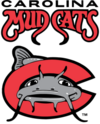 Carolina Mudcats Logo