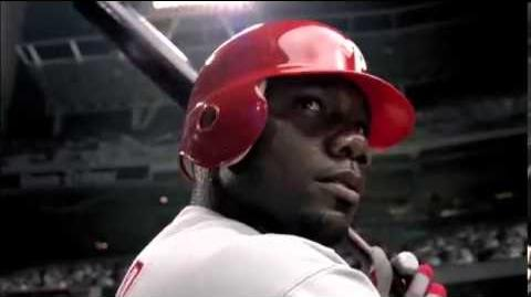 MLB 08 The Show - Commercial
