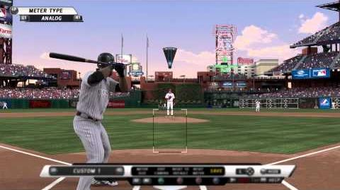 MLB® 11 The Show™ Camera Editor Trailer