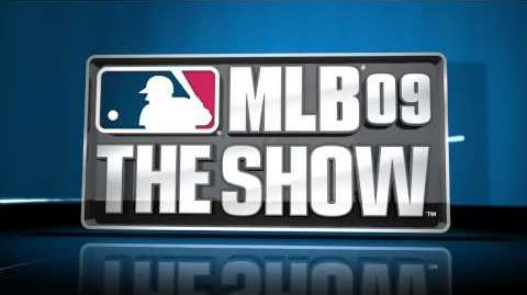 MLB® 09 The Show PS3 Trailer