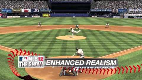 MLB 12 THE SHOW First Look Trailer