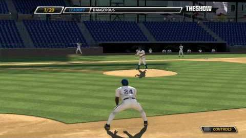 MLB® 09 The Show - Road To The Show