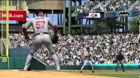 MLB 08 The Show - Gameplay trailer 01-14-08