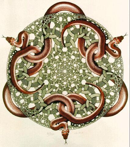File:Escher Snakes.jpg