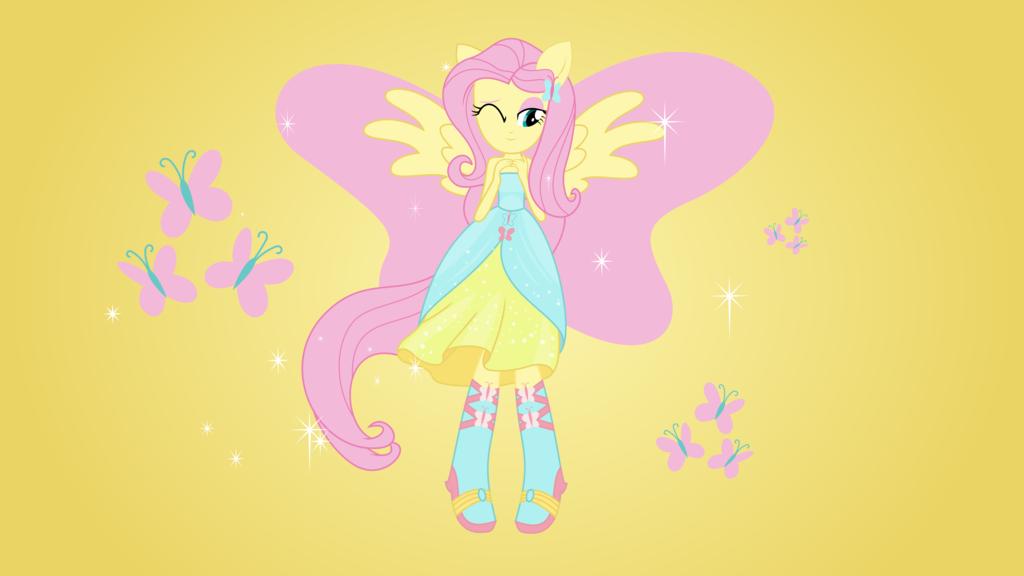 Fluttershy Wiki My Little Pony Equestria Girls