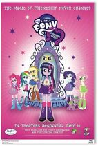 322px-Equestria Girls second movie poster