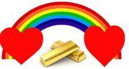 Golden pegasister cutie mark