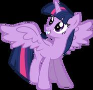 Twilight sparkle alicorn vector by kamyk962-d5vcvux
