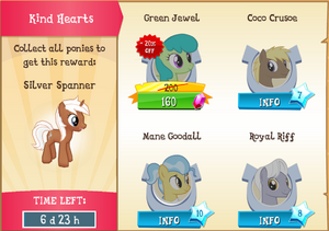 Kind Hearts Collection Promo