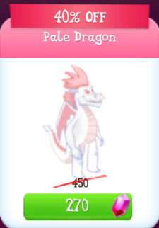 Pale dragon discounted
