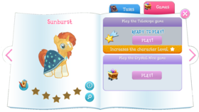 Sunburst Album