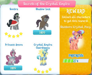 Secrets of the Crystal Empire