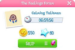 Calming talisman1