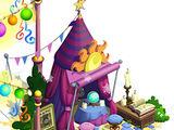 Fortuneteller's Tent