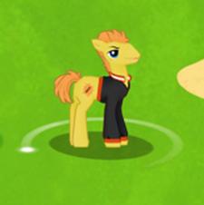 Rowdy-Polo-Pony-Character